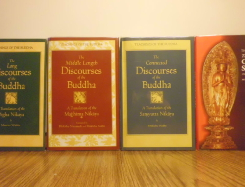 Ancient Buddhist Scriptures