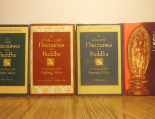 Ancient Buddhist Scriptures