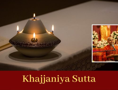 Khajjaniya Sutta
