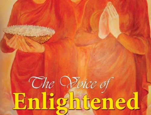 The Voice of Enlightened Nuns: Therigatha