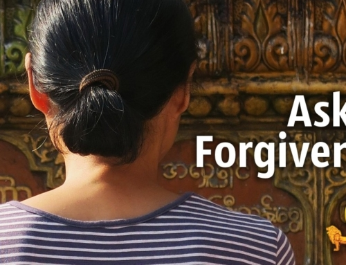 Asking for Forgiveness